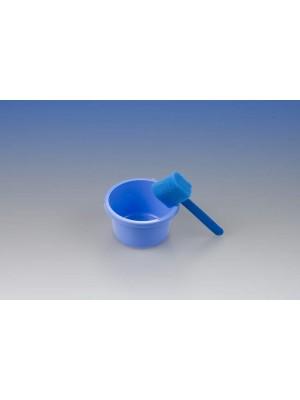 Bacinella ml 250 + tampone per disinfezione paziente