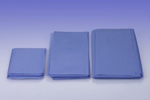 "Absorbent/liquid proof drape 59.1""x78.8"""