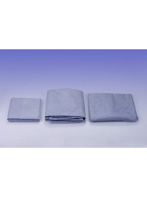 "Fluid-repellent drape 52.4""x78.8"""