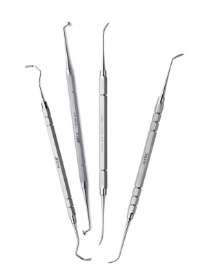 Microsinus Set  by Prof. Testori (4 instruments)