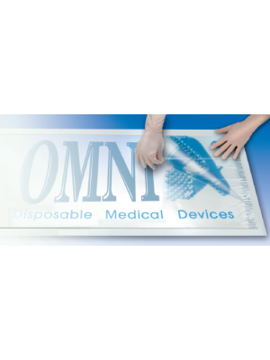 Omnia base FLEX with decontaminating mat (15 sheets demo) cm 50x100