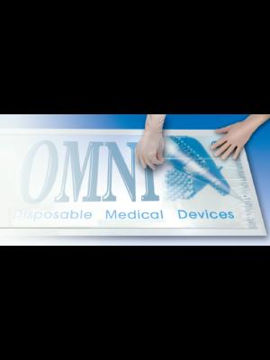 Omnia base FLEX with decontaminating mat (15 sheets demo) cm 50x100