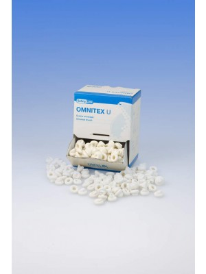 Universal sheath Omnitex U - white - nitrile