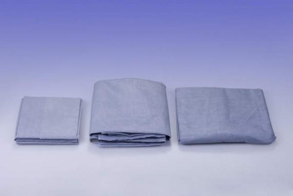 "Fluid-repellent drape 52.4""x78.8"""