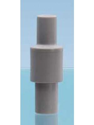 Raccord terminal pour aspirateurs Ø 6 mm