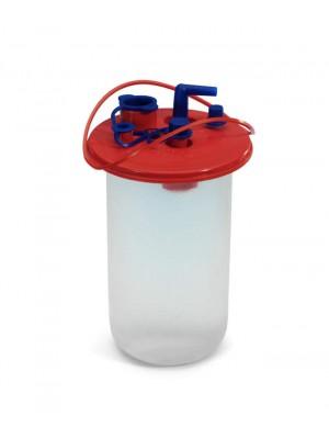 Poche à usage unique pour la collecte des déchets liquides