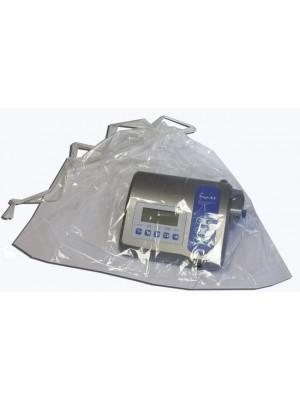 Sacca trasparente cm 67x75 con lacci scorrevoli per physiodispenser o unità di controllo