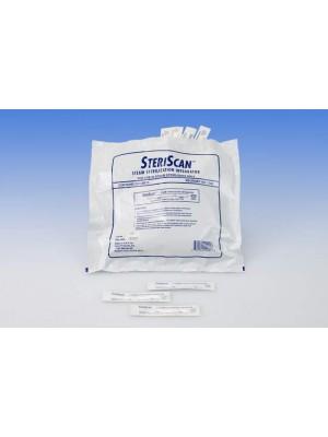 Integratore multiparametro per il controllo della sterilizzazione con vapore saturo SteriScan secondo EN554 - EN867-1 EN867-2, ISO11140-1