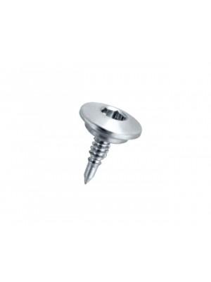 Blister da 10 Micropins in titanio, lunghezza 3 mm