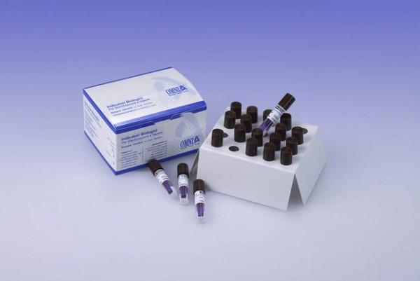 Indicatori biologici per il controllo del processo di sterilizzazione con autoclavi a vapore (Spore)