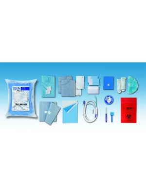 Oral Surgery Set- No panic drape