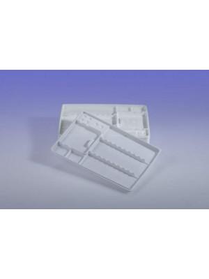 Tray monouso zigrinato cm 29x19 Monotray