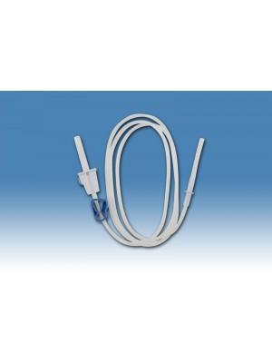 Verlängerungsschlauch mit Locher für mechanische Irrigationssysteme