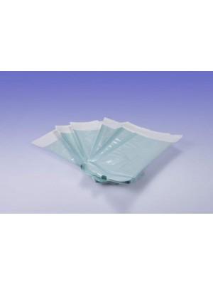 Selbstschließende Schutztaschen für die Sterilisation im Autoklaven mm 60x130