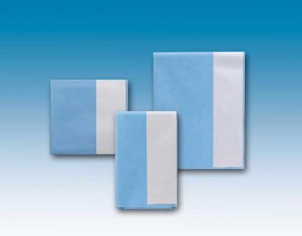 """Fluid repellent drape 19.7""""x29.55"""" with adhesive side"""